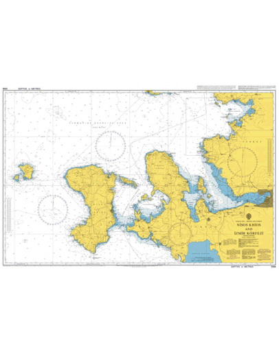 1058 - Nisos Chios and Izmir Korfezi