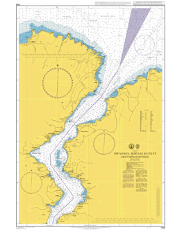 1158 - Istanbul Bogazi Kuzeyi (Northern Bosporus)