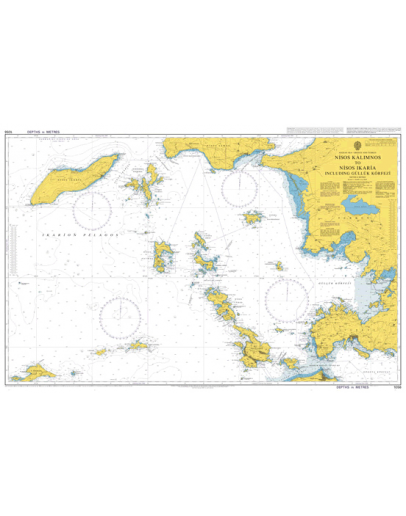 1056 - Nisos Kalymnos to Nisos Ikaria including Gulluk Korfezi