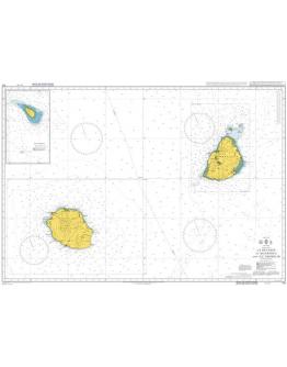 712 - La Reunion to Mauritius and Ile Tromelin