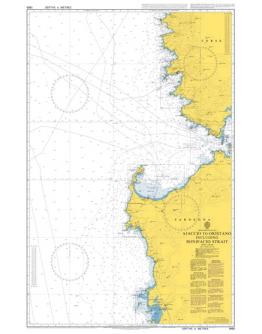 1985 - Ajaccio to Oristano including Bonifacio Strait