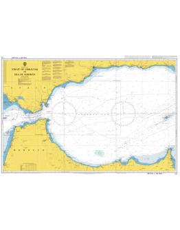 773 - Strait of Gibraltar to Isla de Alboran