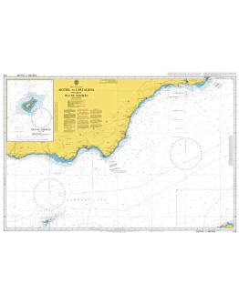 774 - Motril to Cartagena including Isla de Alboran