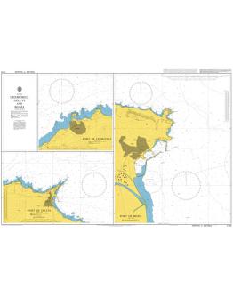 1710 - Cherchell, Dellys and Bejaia