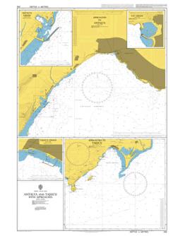 242 - Antalya and Tasucu with Approaches