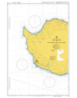 775 - Cape Arnauti to Cape Limniti and Cape Aspro