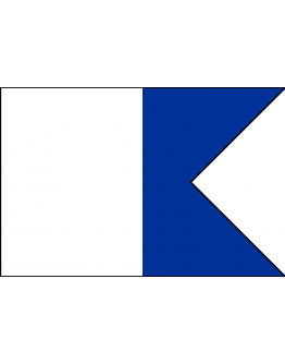 Flag A - Alfa - 20 X 30