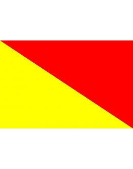 Flag O - Oscar - 20 X 30