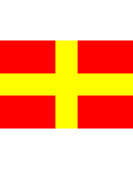 Flag R - Romeo - 20 X 30
