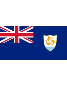 Flag Anguilla - 20 x 30