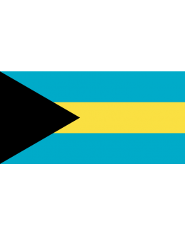 Flag Bahamas National - 20 x 30