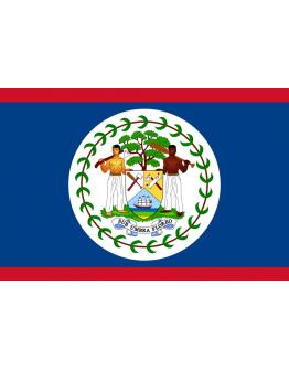 Flag Belize - 20 x 30