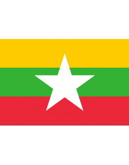 Flag Burma - 20 x 30