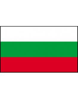 Flag Bulgaria - 20 x 30