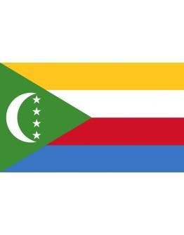 Flag Comores - 20 x 30