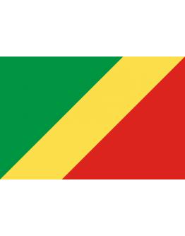 Flag Congo Brazzaville