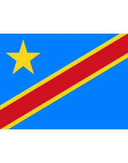 Flag Congo Kinshasa - 20 x 30