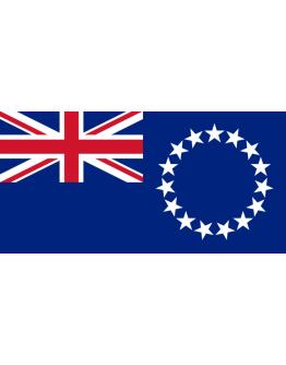 Flag Cook Islands - 20 x 30