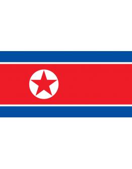 Flag North Korea - 20 x 30