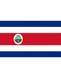 Flag Costa Rica - 20 x 30
