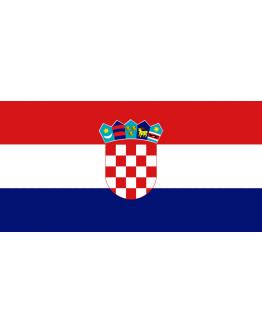 Flag Croatia - 20 x 30