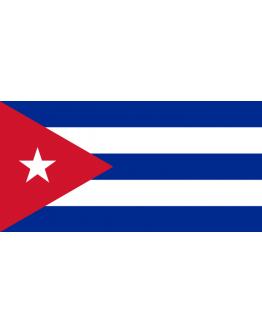 Flag Cuba - 20 x 30