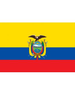 Flag Ecuador - 20 x 30