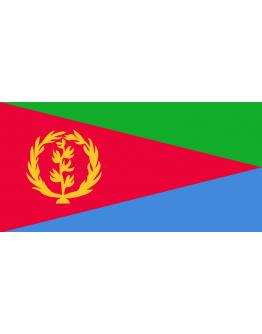 Flag Eritrea - 20 x 30