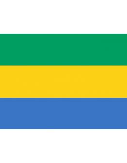 Flag Gabon - 20 x 30