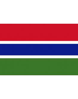 Flag Gambia - 20 x 30