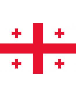 Flag Georgia - 20 x 30