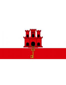 Flag Gibraltar - 20 x 30