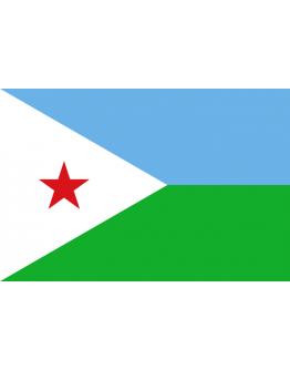 Flag Djibuti - 20 x 30