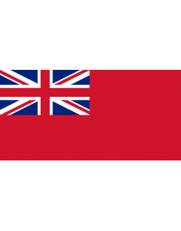 Flag United Kingdom Merchant - 20 x 30