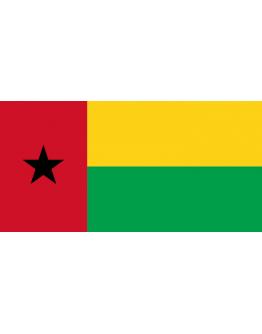 Flag Guinea Bissau - 20 x 30