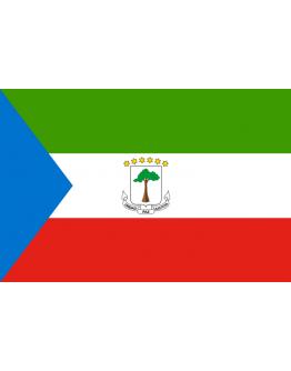 Flag Equatorial Guinea - 20 x 30