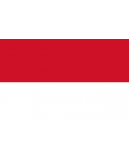 Flag Indonesia - 20 x 30