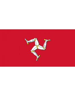 Flag Isle of Man - 20 x 30