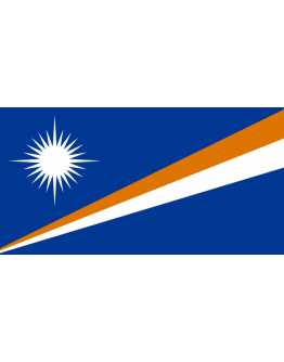 Flag Marshall Islands - 20 x 30