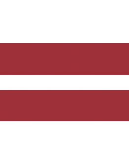 Flag Latvia - 20 x 30