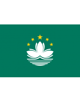 Flag Macau - 20 x 30