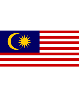 Flag Malaysia - 20 x 30