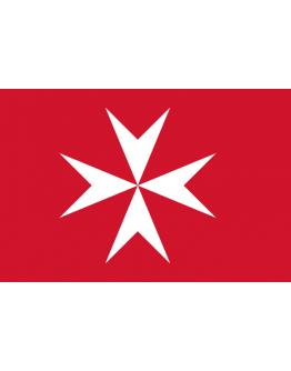 Flag Malta Merchant - 20 x 30