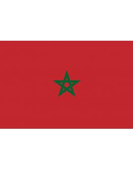 Flag Morocco - 20 x 30