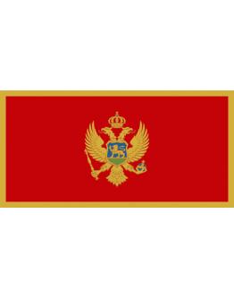 Flag Montenegro - 20 x 30