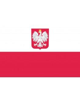 Flag Poland Merchant - 20 x 30