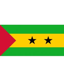 Flag Sao Tomé & Prìncipe - 20 x 30