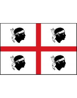 Flag Sardinia - 20 x 30