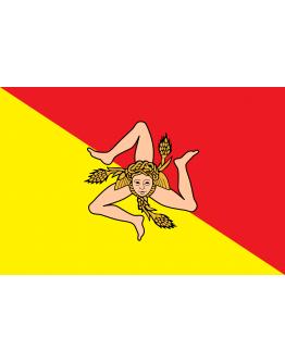 Flag Sicilia