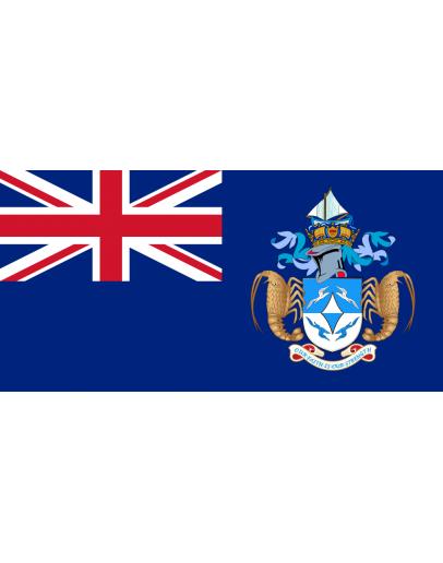 Flag Tristan da cuha